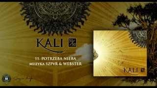 11. Kali - Potrzeba nieba (prod. SZPVR & Webster)