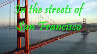 San Francisco舊金山 - Scott McKenzie- 史考特麥肯基
