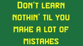 Young & Crazy - Frankie Ballard (Lyrics)