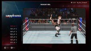 WWE 2K19 (shinsuke nakamura vs sheamus)