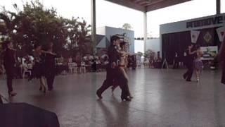 Passo Doble - Campeonato Brasileiro de dança esportiva
