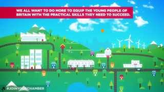 Helping Young People Succeed In The Workplace -British Chambers of Commerce