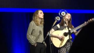 Orla Gartland and Greta Isaac 1.2.16 || Emergent Sounds