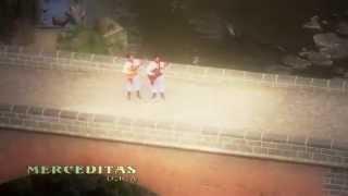 MERCEDITAS - LOS VISCONTI DE AMERICA (((VIDEO OFFICIAL)))