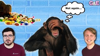 If You Give A Chimp A Opioid - The Gus & Eddy Podcast
