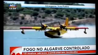 Video publicado pela ANIMALEX utilizado pela SIC Noticias