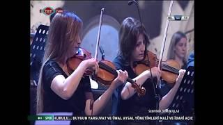 """Erdal Erzincan """" Böyle İkrar İlen """" Erzincan - Ali Ekber Çiçek Senfonik Dokunuşlar TRT Türk"""