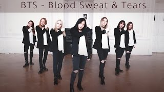 방탄소년단 (BTS) '피 땀 눈물 (Blood Sweat & Tears) cover by X.EAST
