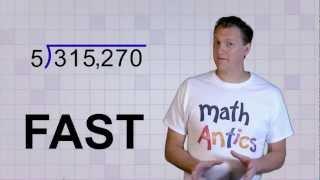 Math Antics - Long Division width=