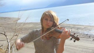 Promentory (Last of the Mohicans Theme) Violin Cover - Taylor Davis