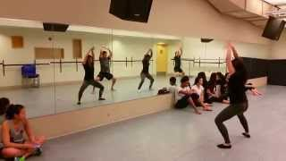 "Alex Yu | ""I See Fire (Kygo Remix)"" by Ed Sheeran [Choreography]"