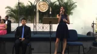 Dueto em Voz by Lidiany Fagno ( Soube que me amava)