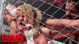 Dolph Ziggler vs. Drew McIntyre - Steel Cage Match: Raw, Dec. 31, 2018