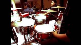 Un mundo diferente - Rabito, Drum cover