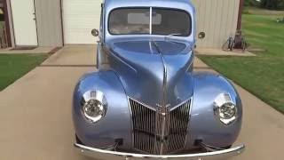 1940 Ford Pickup Truck Resto Mod for Sale