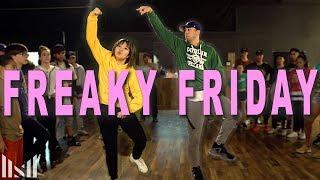FREAKY FRIDAY - Chris Brown & Lil Dicky Dance | Matt Steffanina ft Bailey Sok width=