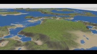 Creating an Open World - Day 1: Creating the Terrain in World Machine