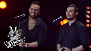 """The Voice of Poland VII – Sebastian Wojtczak i Daniel Rychter – """"These Are The Days of Our Lives"""""""