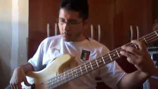 Mi Enfermedad Fabiana Cantilo Bass Cover