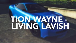 Tion Wayne - Living Lavish [ GTA Music Video ]