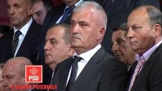 MESAJUL PREȘESINTELUI PSD