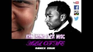 John Legend Feat PSK MUSIC - All of Me  Remix ZOUK