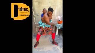 Neide PY - Mostra a Dança de Momento Chicote  [Tozi Neutro]