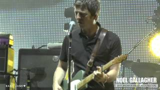 NOEL GALLAGHER's High Flying Birds - [In the Heat of the Moment] @ 2015 ANSAN M VALLEY ROCK FESTIVAL