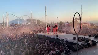 Η Ελένη Φουρέιρα στο Colour Day Festival 2019