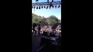 Banda Dominus , Show Marcha contra o Craque 2012