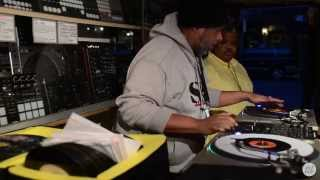 45 King DJing Live at Turntable Lab NYC