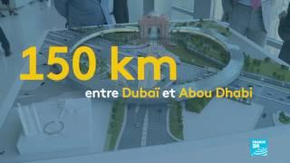 Hyperloop : 12 minutes pour parcourir les 150 km entre Dubaï et Abou Dabi