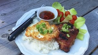 Jn Grilled Lemongrass Pork   Suon Nuong Xa