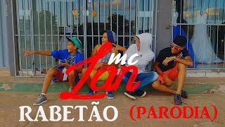 Mc Lan - Rabetao (Paródia)