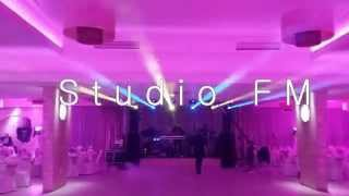 Studio FM GASTRO GLOBUS rasvjeta za vjenčanja