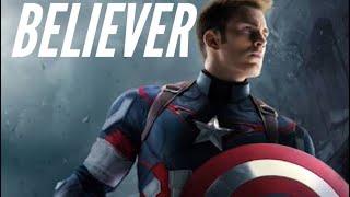 Captain America || Believer ||