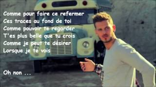 M.Pokora - Mon évidence - Paroles