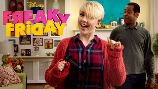 Just One Day ⏳ | Freaky Friday | Disney Channel width=