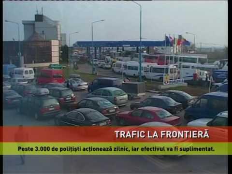 Măsuri pentru fluidizarea traficului la frontiere