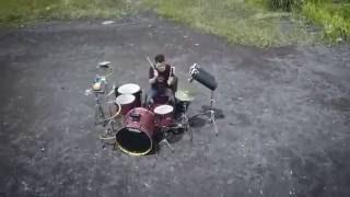 Eqssatriawan - Galantis - Runaway (U & I) Drum Cover [Video Clip HD]