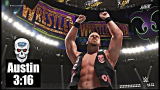 WWE 2K19 Stone Cold Disturbed Theme Entrance!!! Edit