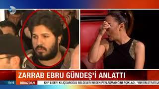 Reza Mahkemede Ebru Gündeş'i Anlattı!