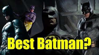 Best Batman - James & Mike Bonus Clip