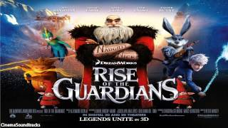 Rise Of The Guardians Soundtrack | 08 | Wind Take Me Home