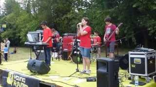 """ORDINARY LOVE  U2    LIVE COVER  2014      """" THE RED RIBBONS"""""""