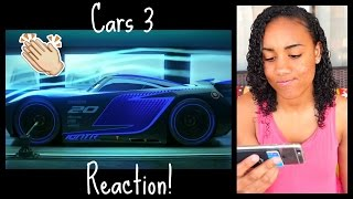 """Cars 3 """"Rivalry"""" Official Trailer Reaction"""