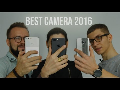 Google Pixel XL vs iPhone 7 Plus vs Samsung Galaxy S7 Edge: Camera battle (Română)
