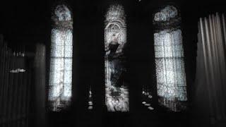 "J.S. BACH ""Solo Sonata #1: Fugue - REMIX"" - (Music Video)"
