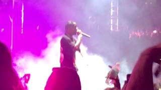 Travis Scott - Through The Late Night (Live at Rolling Loud Festival at Bayfront Park in Miami on 5
