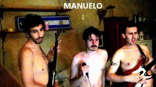 Naked Beatles Rock Band Players